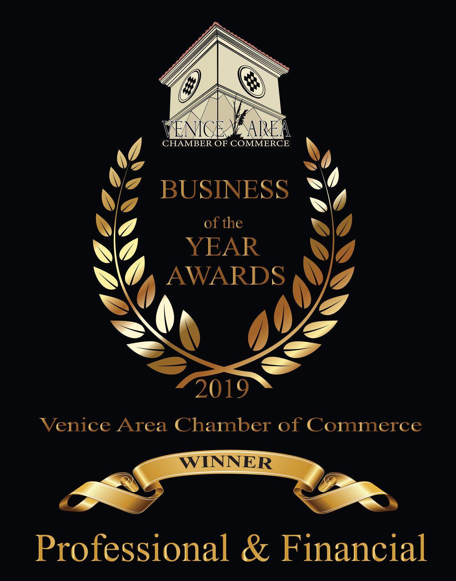 2019 Business of the Year Award